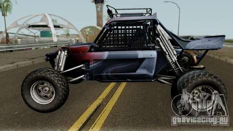 Predator X-18 Intimidator для GTA San Andreas вид слева