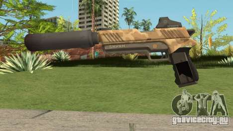 Pistol from Fortnite для GTA San Andreas
