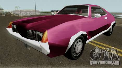 New Buffalo IVF для GTA San Andreas