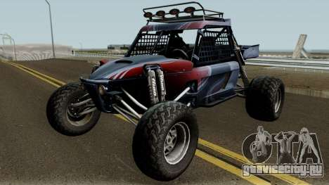 Predator X-18 Intimidator для GTA San Andreas