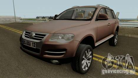 Volkswagen Touareg High Quality для GTA San Andreas