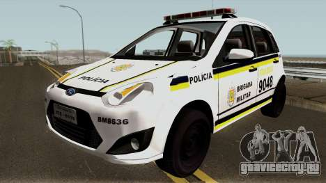 Ford Fiesta da Patrulha Escolar для GTA San Andreas