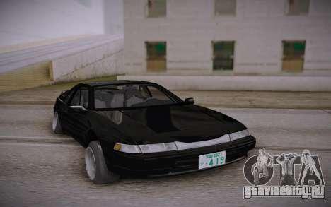 Subaru SVX для GTA San Andreas