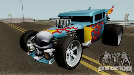 Hot Wheels Bone Shaker для GTA San Andreas