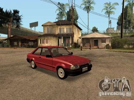 Ford Hobby 1996 (Escort MK4) для GTA San Andreas