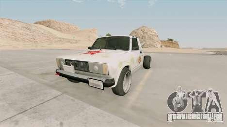 ИЖ-2345 (ВИС-2345) для GTA San Andreas
