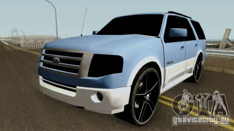 Ford Expedition Urban Rider Styling Kit для GTA San Andreas