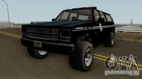 Police Rancher XL GTA 5 для GTA San Andreas