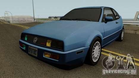 Volkswagen Corrado G60 1989 (US-Spec) для GTA San Andreas