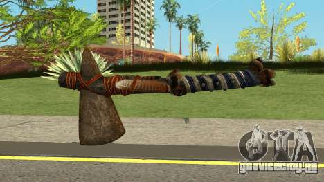 DLC After Hours : Stone Hatchet для GTA San Andreas
