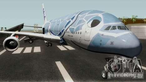 All Nippon Airways (Flying Honu) Airbus A380 для GTA San Andreas