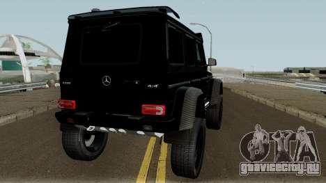 Mercedes-Benz G550 4X4 для GTA San Andreas