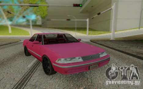 Toyota Mark II JZX81 для GTA San Andreas