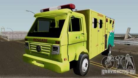 Volkswagen 8-150 EcoSul для GTA San Andreas