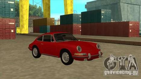 Порше 901 В1.0 для GTA San Andreas