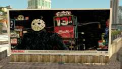 New Billboard (Part 2) для GTA San Andreas