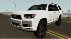 Toyota 4Runner TRD для GTA San Andreas