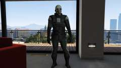 Half Life 2 Metro Cop для GTA 5