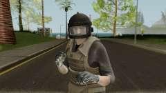 Skin Random 95 (Outfit PUBG V2) для GTA San Andreas