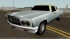 New Voodoo для GTA San Andreas