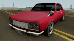Elegy 1970s для GTA San Andreas