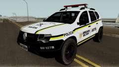Renault Duster Brasilian Police