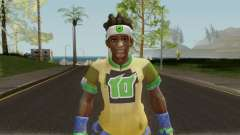 Lucio From Overwatch для GTA San Andreas