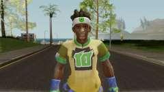 Lucio From Overwatch для GTA San Andreas