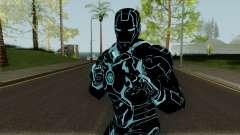 Ironman Mk4 Tron Legacy Armor
