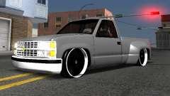 Chevrolet Silverado Low Rider для GTA San Andreas