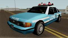 New Police LCPD Blue для GTA San Andreas