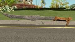 Injustice Scorpion Weapon для GTA San Andreas