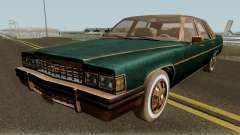 Cadillac Fleetwood Beaten 1985 v1 для GTA San Andreas