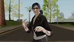 GTA Online Casual Female Random Skin 4 для GTA San Andreas