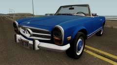Mercedes-Benz 280SL W113 1970 (US-Spec) для GTA San Andreas