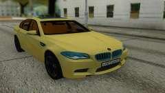 BMW M5 F10 Sedan для GTA San Andreas