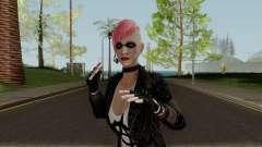 MKx Cassie Cage Punk для GTA San Andreas