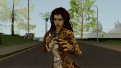 Cheetah From DC Unchained для GTA San Andreas