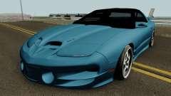 Pontiac Firebird Trans Am WS6 для GTA San Andreas