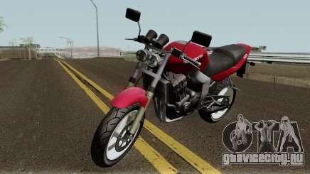 Shitzu PCJ600 GTA V для GTA San Andreas