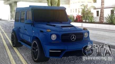 Mersedes-Benz G63 ONYX для GTA San Andreas
