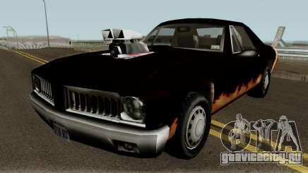 New Majestic IVF для GTA San Andreas