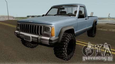 Jeep Comanche для GTA San Andreas