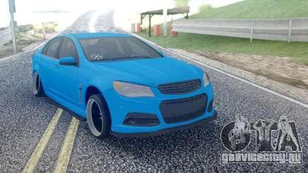 Chevrolet Cruze Sedan для GTA San Andreas