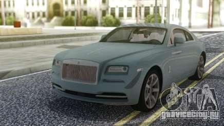 Rolls-Royce Ghost Quality mod для GTA San Andreas