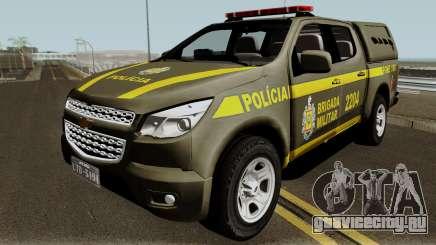 Chevrolet S-10 Patrulhas Especiais для GTA San Andreas