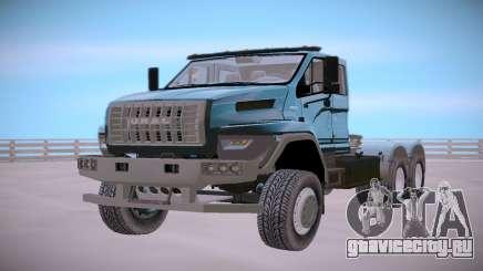 Ural Next Neo 6x4 Седельный Тягач для GTA San Andreas