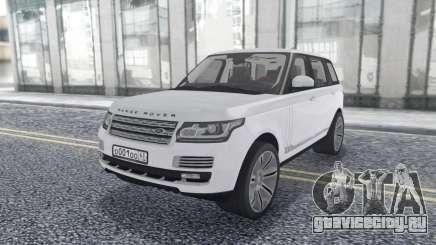Range Rover Sport SE для GTA San Andreas
