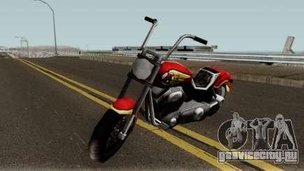 New Freeway IVF для GTA San Andreas