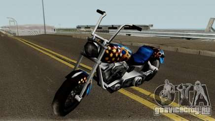 New Wayfarer для GTA San Andreas